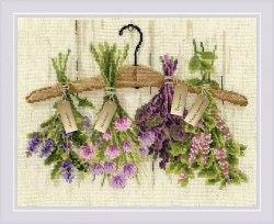 Набор для вышивания Риолис Пряные травы
