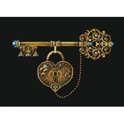 Набор для вышивания Andriana Ключ счастья