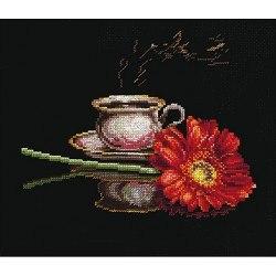 Набор для вышивания Andriana Кофе для неё