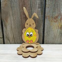 Набор для вышивания Добры лiс Пасхальный кролик 8Д