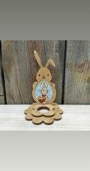 Набор для вышивания Добры лiс Пасхальный кролик 6Д