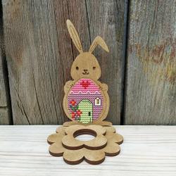 Набор для вышивания Добры лiс Пасхальный кролик 10Д