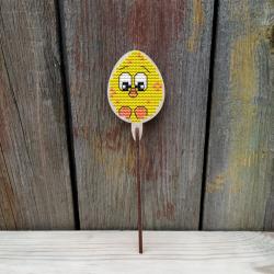 Набор для вышивания Добры лiс Яйцо топер 8