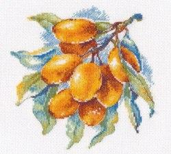 Набор для вышивания Овен Янтарная ягода