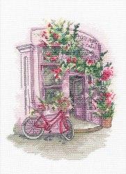 Набор для вышивания Овен Любимое кафе
