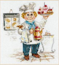 Набор для вышивания Алиса Кондитер