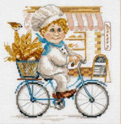 Набор для вышивания Алиса Пекарь