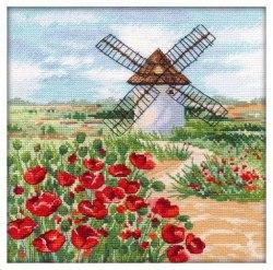 Набор для вышивания Овен Кастилия-Ла-Манча