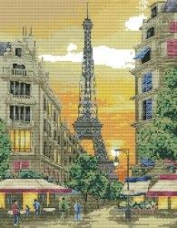 Набор для вышивания Белоснежка Париж