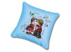Набор для вышивания подушки Белоснежка Чувства