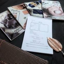 KnittingBook Taukins