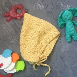 Описание шапки •Эльф• Knittingmarkery
