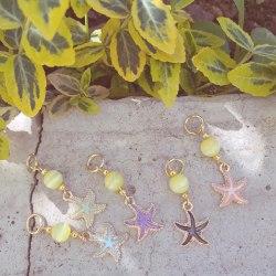 Мини набор маркеров •Морские звезды• Taukins