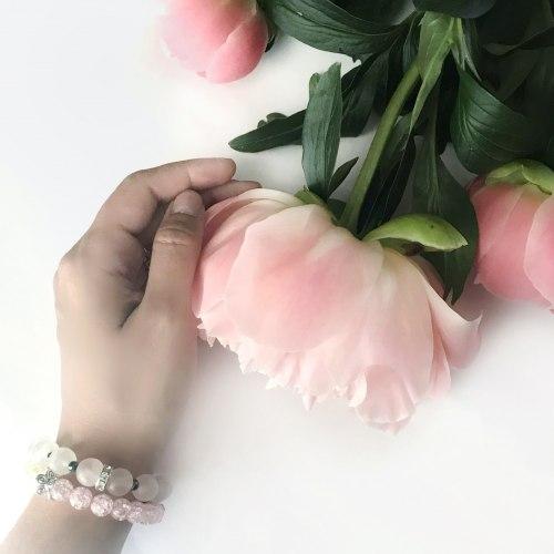 Набор браслетов •Сахарный• Taukins