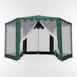Садовый шатер с москитной сеткой-2x2x2m