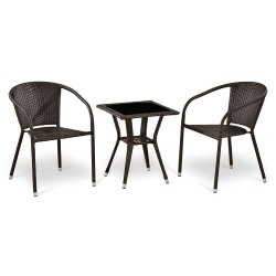 Комплект мебели для балкона 02