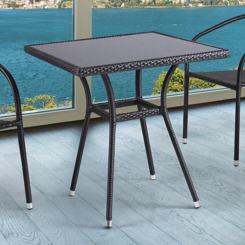 Комплект мебели для балкона из искусственного ротанга bridge.