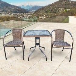 Комплект мебели для балкона Асоль-2А