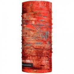 Бафф Buff CoolNet UV⁺ Licenses Neckwear Nomad Rusty