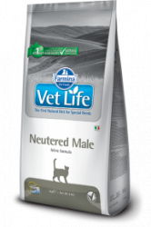 Сухой корм Vet Life Cat Neutered Male 2 кг