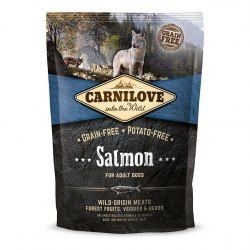 Сухой корм Carnilove 1,5кг Salmon for Adult