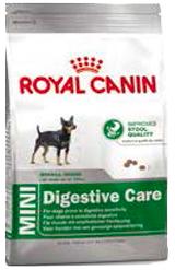 Сухой корм Royal Canin MINI Digestive Care - 10 кг