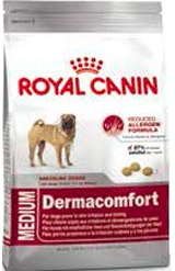 Сухой корм Royal Canin MEDIUM DERMACOMFORT - 10 кг