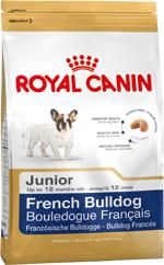 Сухой корм Royal Canin FRENCH BULLDOG JUNIOR - 3 кг