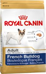 Сухой корм Royal Canin FRENCH BULLDOG ADULT - 3 кг
