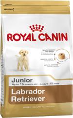 Сухой корм Royal Canin LABRADOR RETRIEVER JUNIOR - 12 кг