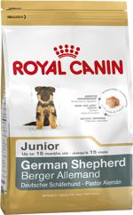 Сухой корм Royal Canin GERMAN SHEPHERD JUNIOR - 3 кг