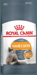 Сухой корм Royal Canin HAIR & SKIN - 10 кг