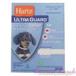 Ошейник Hartz инсектоакарицидный для собак 2 в 1 от блох и клещей,