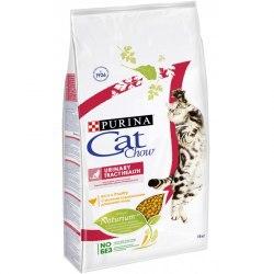 Сухой корм PURINA Cat Chow для профилактики МКБ - 0,4 кг