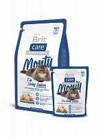Сухой корм Брит Care Cat Monty Indoor 2 кг
