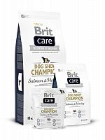Сухой корм Брит Care Dog Show Champion 1 кг