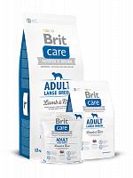 Сухой корм Брит Care Adult Large Breed 12 кг