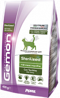 Сухой корм Gemon Cat Light/Sterility 31/12,5 400 г