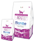 Сухой корм Monge Cat Adult 1,5 кг