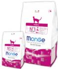 Сухой корм Monge Cat Indoor 400 г