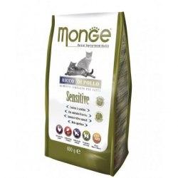 Сухой корм Monge Cat PFB Sensitive 10 кг