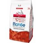 Сухой корм Monge MINI ADULT LAMB/RICE/POT 2,5 кг