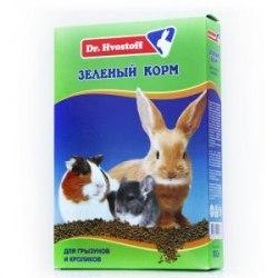 Корм В НАЛИЧИИ Dr.Hvostoff для кроликов, 600 мл