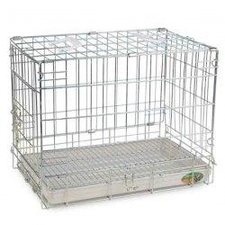 Клетка для животных, цинк, 510*330*400мм