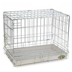 Клетка для животных, цинк, 610*455*520мм