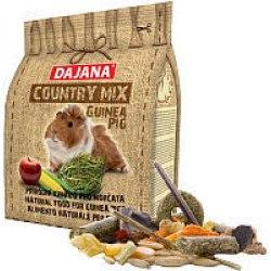 Корм В НАЛИЧИИ Dajana country mix Guinea pig для морских свинок, 1000г