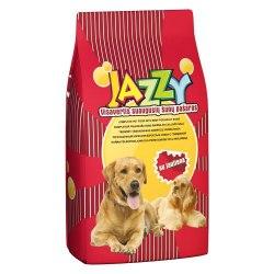 Сухой корм Jazzy для собак с говядиной, 15 кг