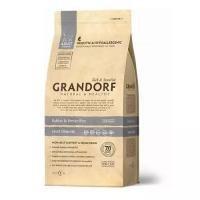 Сухой корм Grandorf CAT Rabbit&Rice STERILISED 2 кг.
