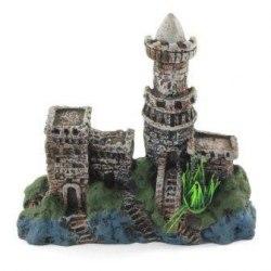 Грот Laguna Замок с лесенкой180*50*160