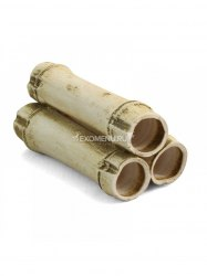 Грот Laguna Бамбуковые трубочки для креветок 100*55*50мм